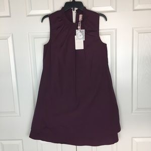 New Ted Baker Exclusive Double Ruffle Neck Dress 4